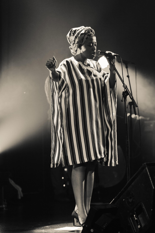 Tita Nzebi: un nouvel album en présentation live le 6 Avril 2019
