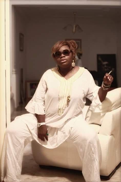 Linda Bongo, égérie des intellectuels low cost