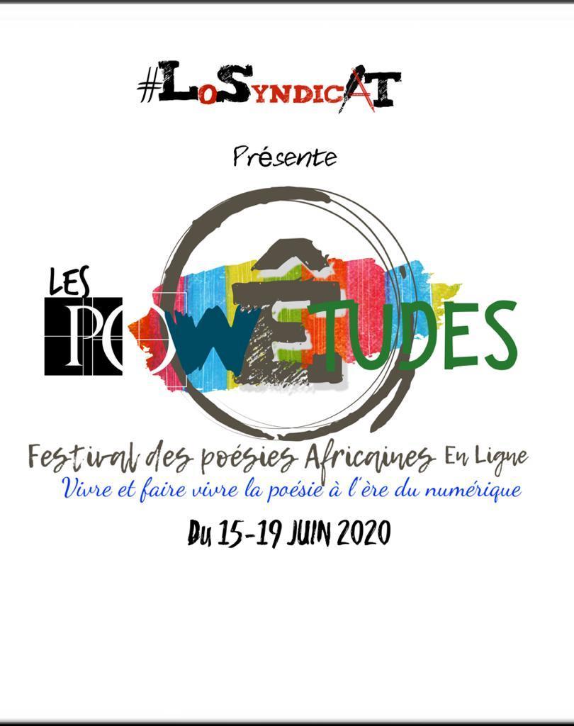 Les Powêtudes : le festival des poésies Africaines en ligne